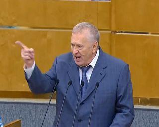 Владимир Жириновский выступил в государственной думе по поводу задержания губернатора Хабаровского края.