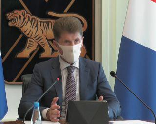 Губернатор Приморья: